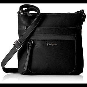 David Jones Women's 5944-2 Cross-Body Bag